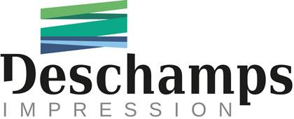 Logo de Deschamps Impression